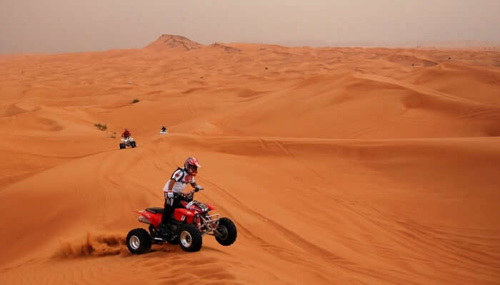 Adventure Sports In Jaisalmer