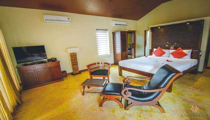 Anantya Resorts & Hotels Pvt Ltd