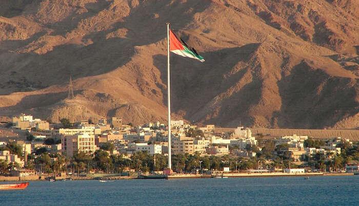 View of Aqaba