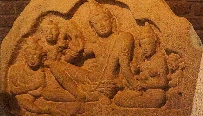 Archaeological Museum anuradhapura sri lanka