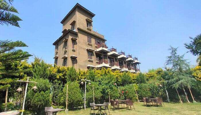 Blossoms Village Resorts