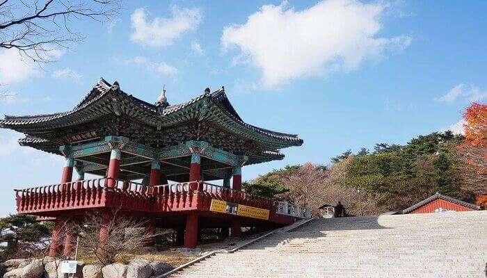 Bulguksa Temple View