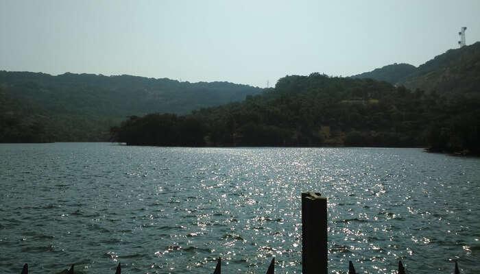 Camping Near Shirota Lake