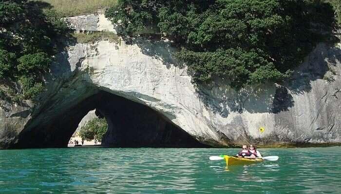 Cave Sea Kayaking