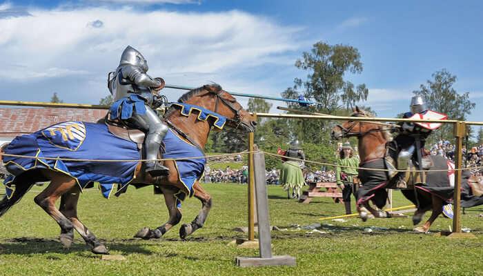 Centaurs Horse Stunt Festival