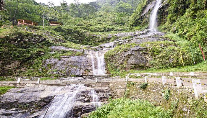 Changey Waterfalls
