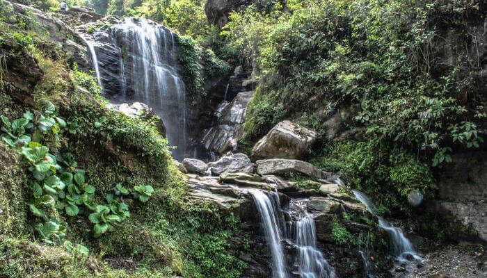Chunnu Waterfalls