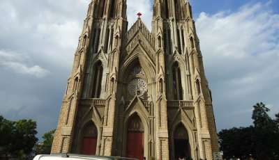 Churches In Mysore