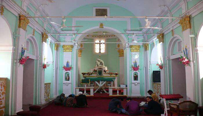 Most Famous Churches In Agra