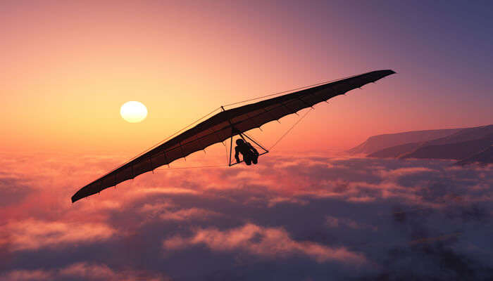 Awesome Hanggliding in Turkey