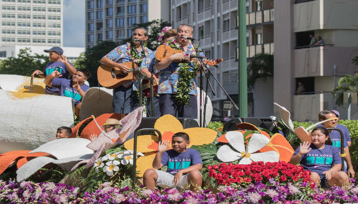 Awesome Hawaiian Festivals