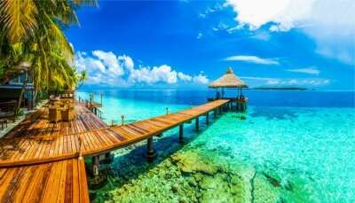Marvellous Maldives In summer
