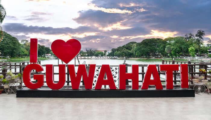 i love guwahati