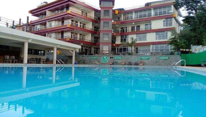 Best Resorts Near Mcleodganj