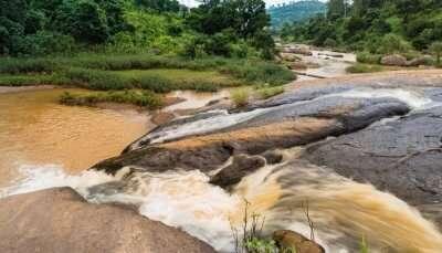 Beautiful Waterfalls Near Visakhapatnam