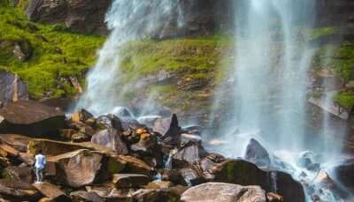 Best Waterfalls In Manali