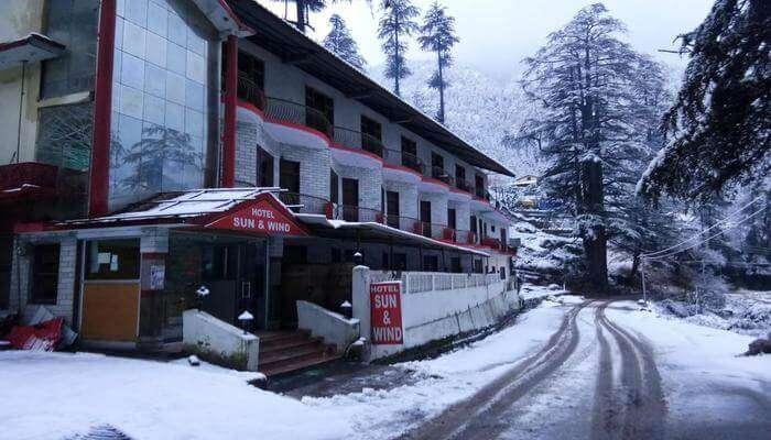 10 Hotel near Manali