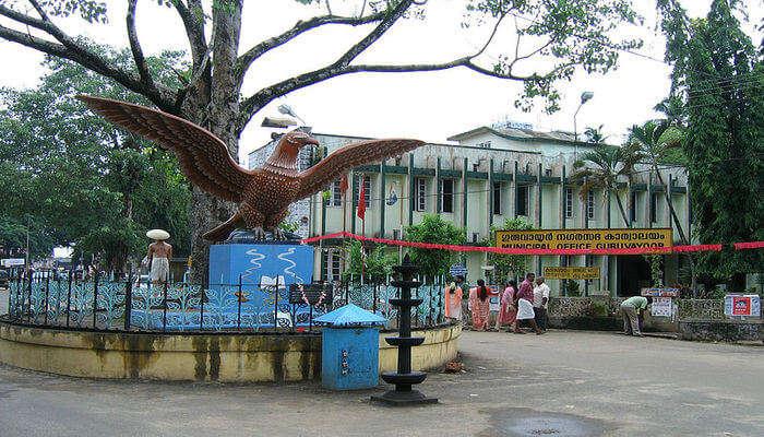 10 hotels near guruvayur