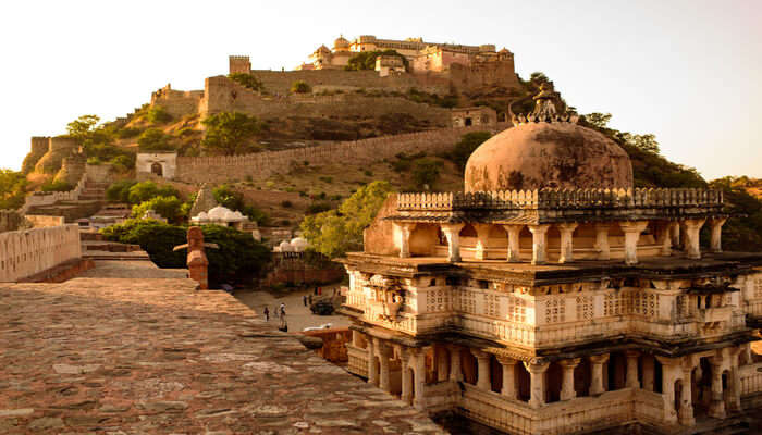 8 Hotels Near Kumbhalgarh