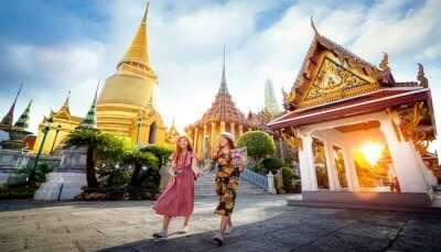 Bangkok in August