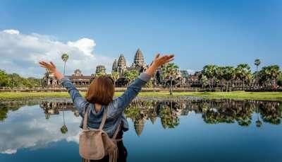 Cambodia in November