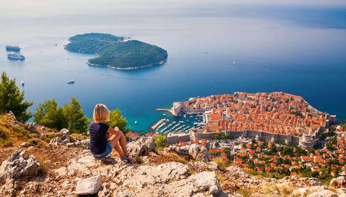 Cover image of Croatia in November