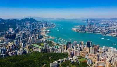 Cover image of Hong Kong in September