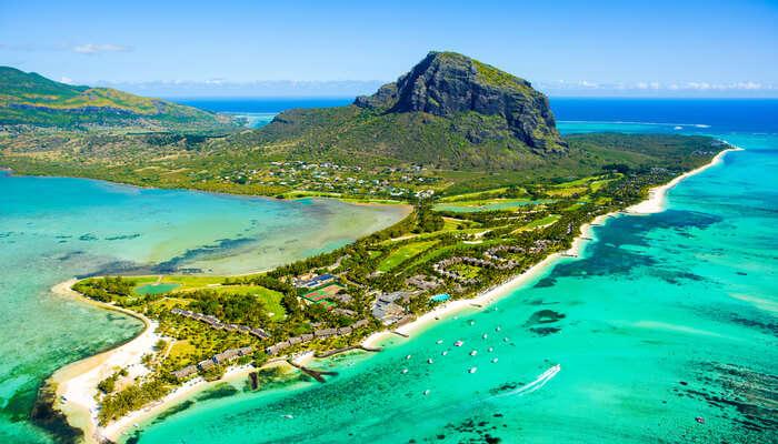 Mauritius in September