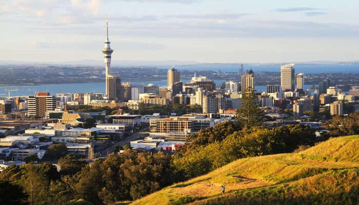New Zealand in September