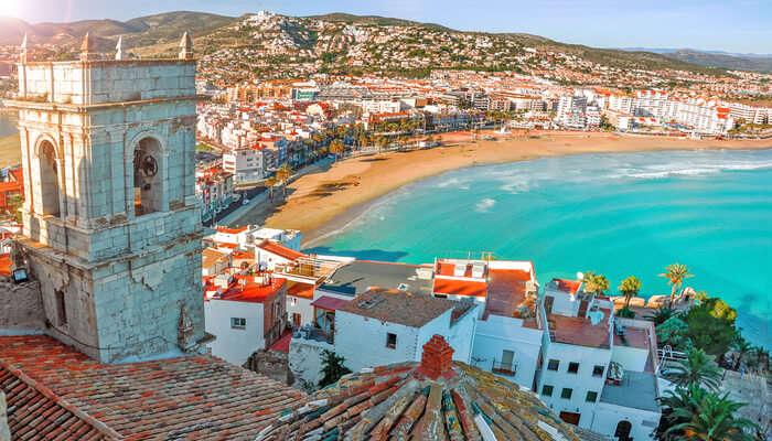 Spain in August