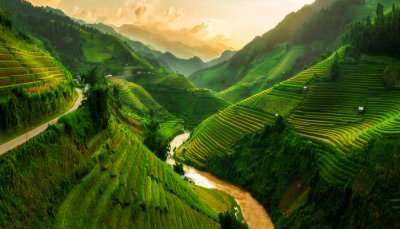 Vietnam in August