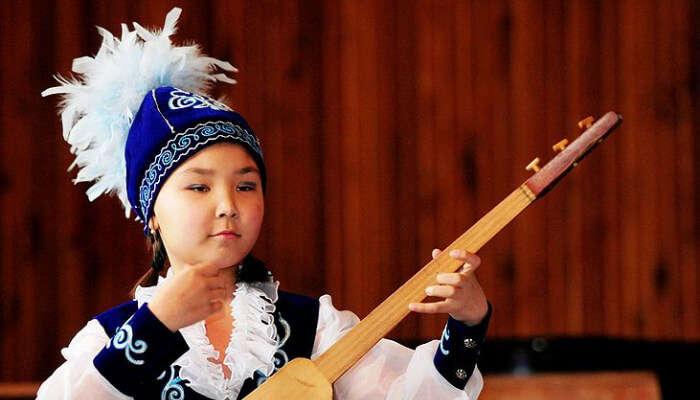 Kyrgyz Folk Music