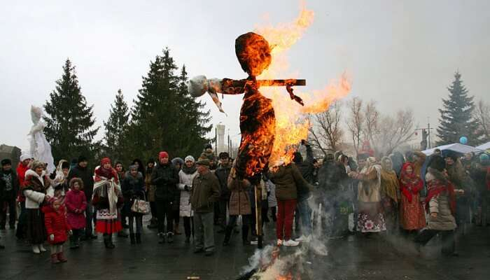 Events And Festivals In Russia In February