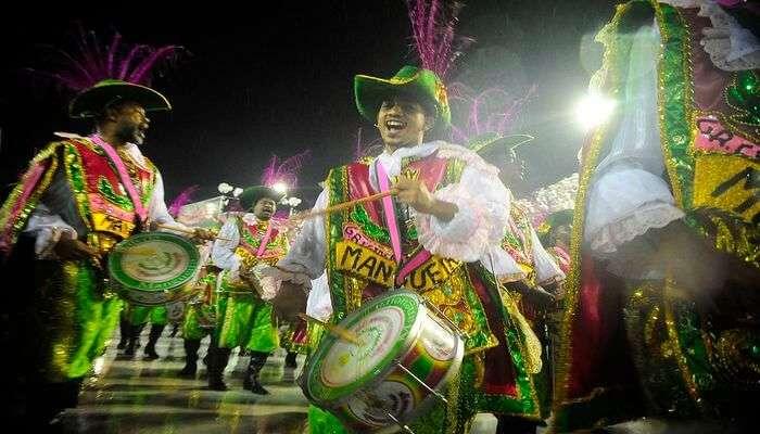 Festival de Cachaça- Drink, Dance & Be Merry