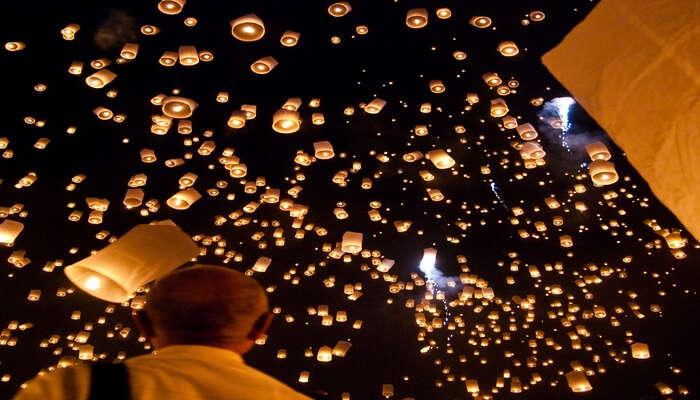 Festivals In Thailand In November