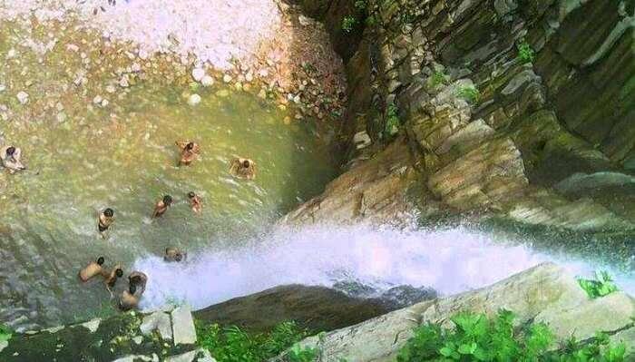 Garbhaji Waterfall