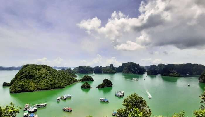 most appealing places to visit in Vietnam in December