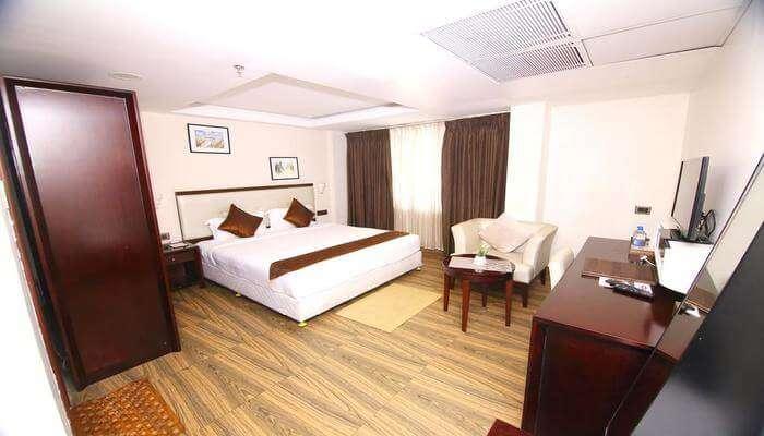 Hotel KGA Elite Continental