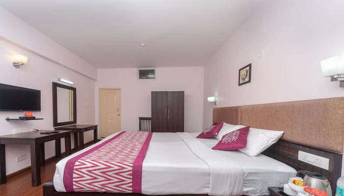 Hotel Selva Ganapathy's Nest