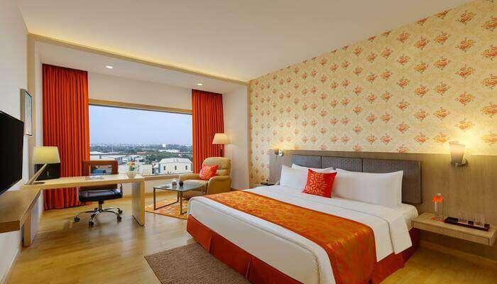 Hotels Near Pondicherry