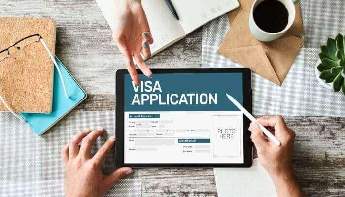 Visa Appliacation