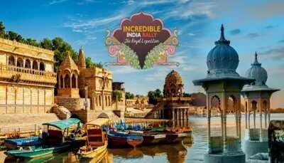 Beautiful View of India