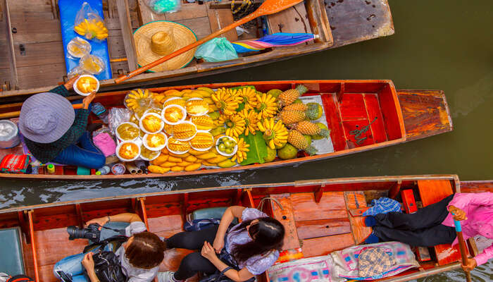 It Is Less Expensive To Travel Bangkok In August
