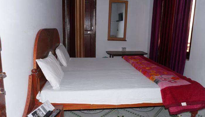 budget-friendly and comfortable stay