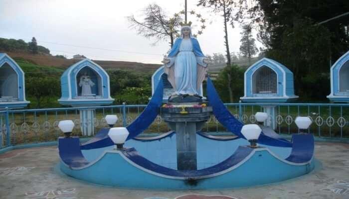 Kandal Cross Shrine