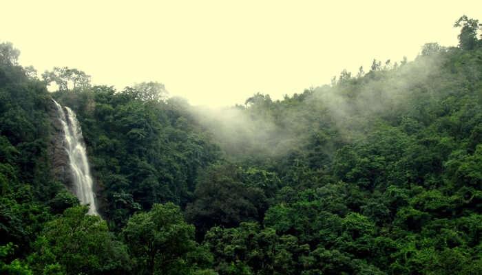 best waterfalls in Araku Valley