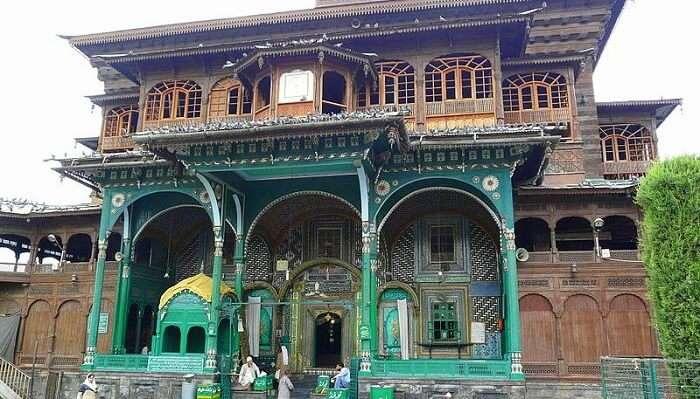 Khanqah Of Shah Hamdan