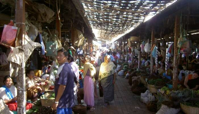 most important places for shopping in Manipur