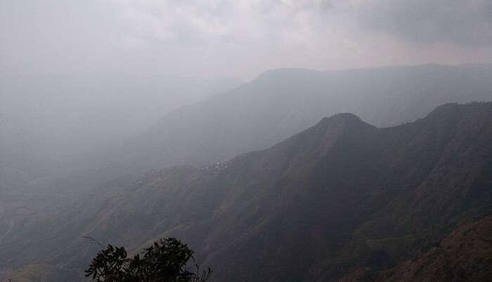 Laitlum Canyon View