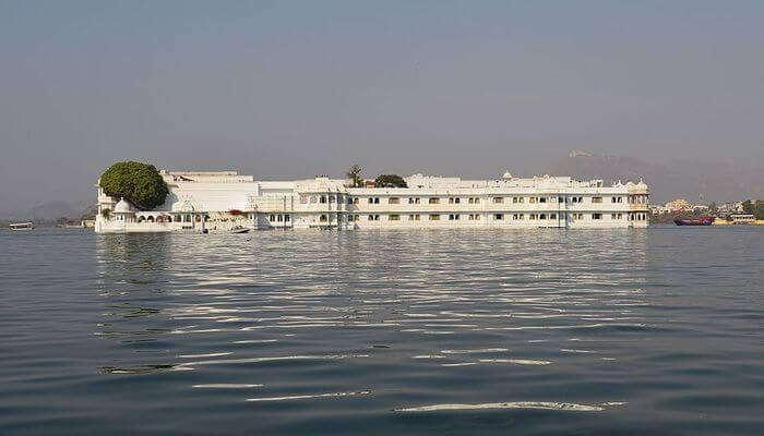 Lake Palace Near Udaipur